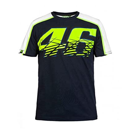 Amazon Com Valentino Rossi Blue T Shirt Men S Sports Outdoors