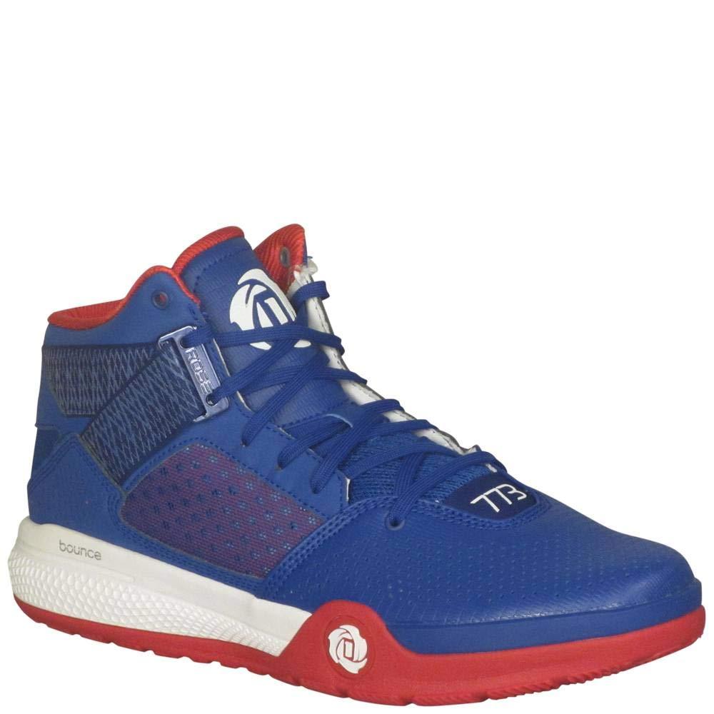low priced 2627a 7a8c8 Amazon.com  adidas Mens SM D Rose 773 IV Basketball BluSldPowRedWhite   Basketball