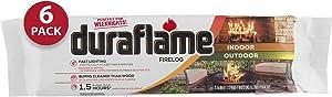 duraflame 2.5lb 1.5-hr Firelog, 6 pack