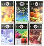Stash Tea 6-Flavor Assortment Tea, Holidays Are Here, Pack of 6 Boxes