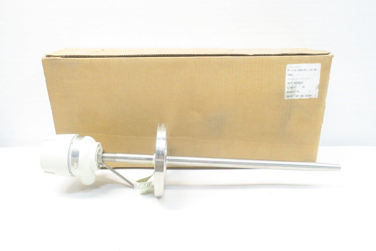 NEW ABB V10405-P13550FL1USUXXXX04 0-200C RTD TEMPERATURE SENSOR D583653