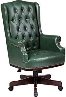 Marvelous Designer Sofas4U Chesterfield Captains Leather Antique Green Uwap Interior Chair Design Uwaporg