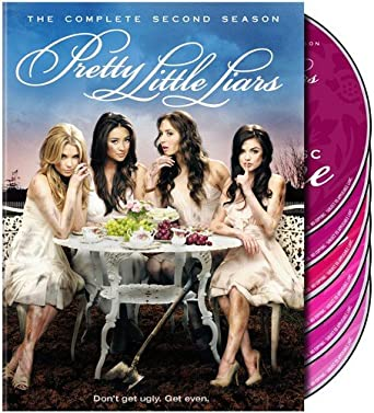 Pretty Little Liars Season 2 Troian Bellisario Ashley Benson Holly Marie Combs Lucy Hale Norman Buckley Ron Lagomarsino Chris Grismer Chad Lowe Movies Tv