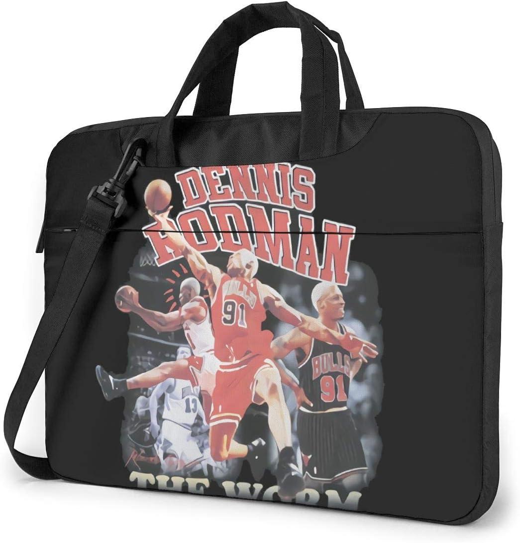 Basketball Champion Dennis-Keith Rod-Man Allstar Shockproof Single Shoulder Messenger Laptop Bag