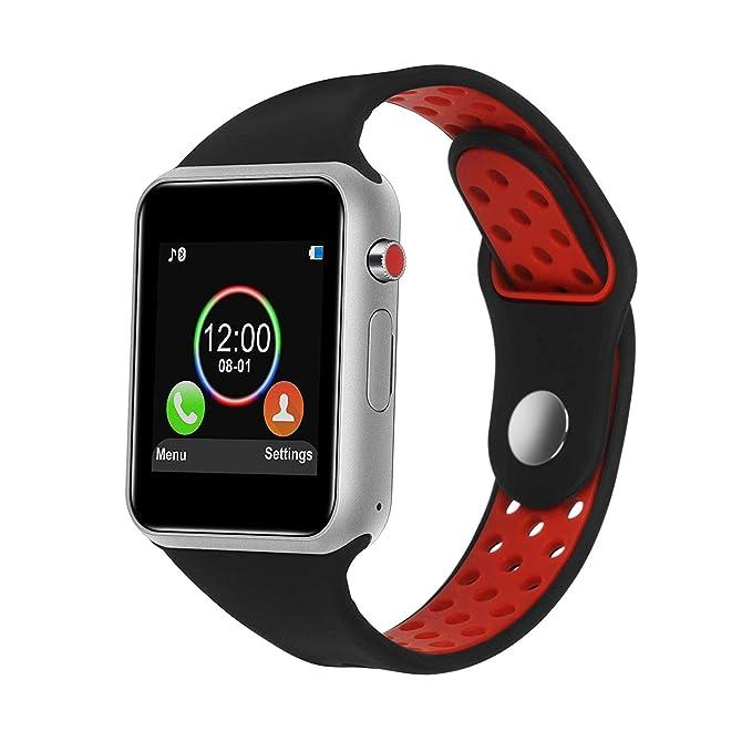 Amazon.com: IOQSOF Smart Watches, Touchscreen Bluetooth ...