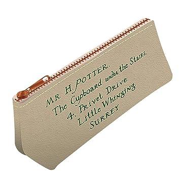 Harry Potter - Estuche con cremallera para lápices, diseño ...