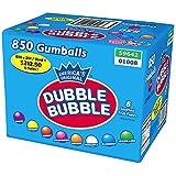 Dubble Bubble Fruit Gumballs (850 ct.) (pack of 6)