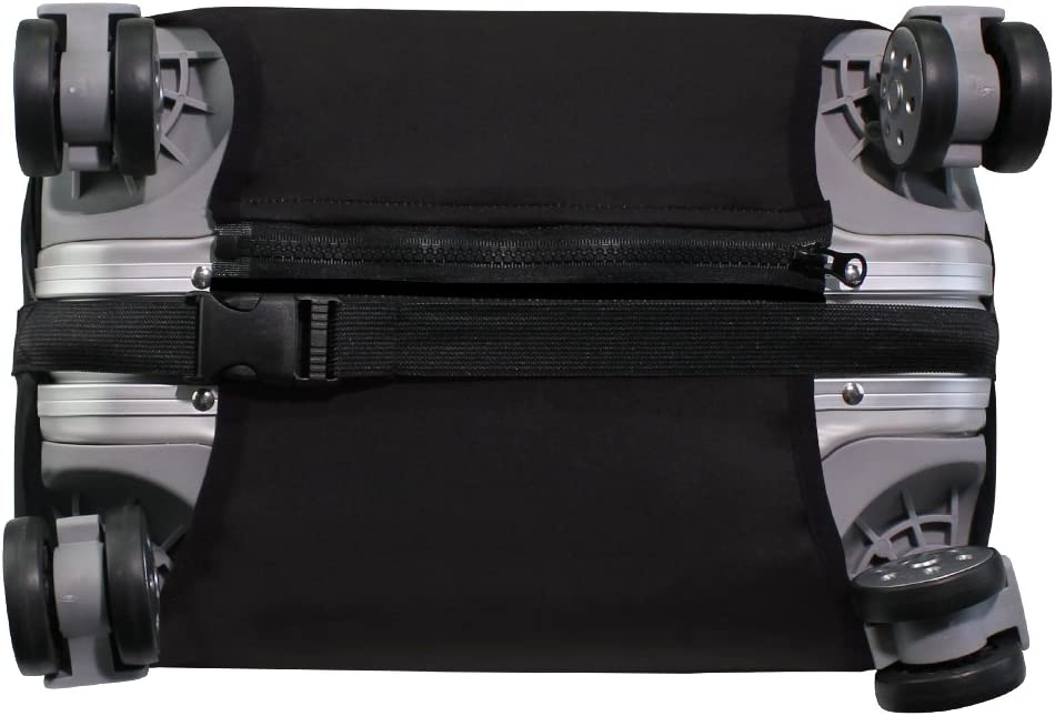 LEISISI Tribal Tattoo Design Luggage Cover Elastic Protector Fits XL 29-32 in Suitcase