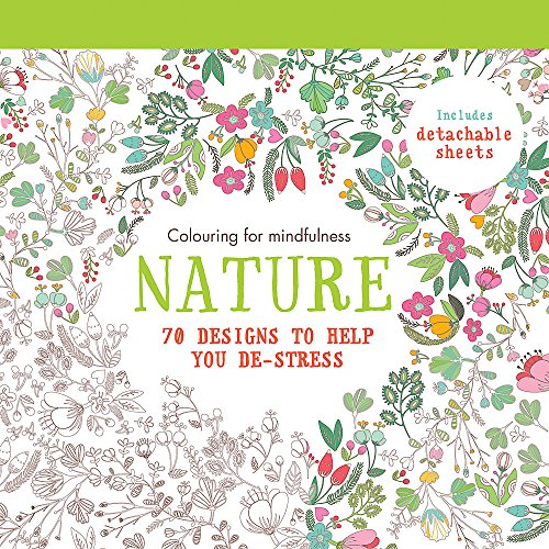 Nature (Colouring for Mindfulness)