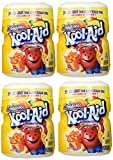 Kool Aid Peach Mango Sugar Sweetened, 19-Ounce (Pack of 4)