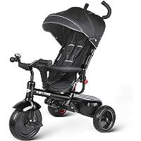 besrey Triciclo Bebé, Triciclo Evolutivo 4 En 1