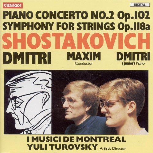 Shostakovich: Piano Concerto N...