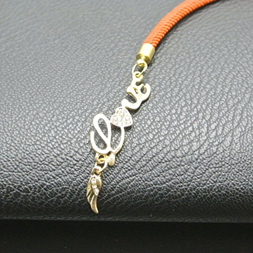 Red string bracelet transit tokens of love inlaid diamond bracelet natal ward off evil