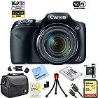 Canon Powershot SX530 HS 16MP Wi-Fi Super-Zoom Digital Camera 50x Optical Zoom Ultimate