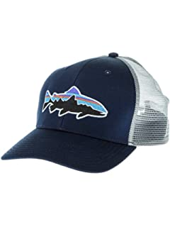 c0ae5078417 Patagonia Fitz Roy Trout Trucker Hat for Adults
