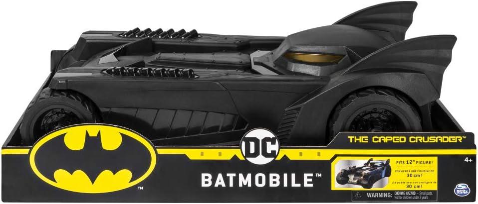 DC Comics Batmovil para Figuras 30 cm (BIZAK 61927812)