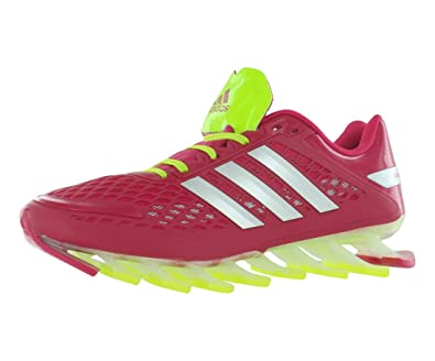 1b56a135ac46 Amazon.com  adidas Springblade Running Shoes Girls Grade School ...