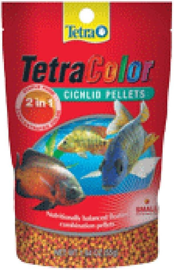 Tetracolor Cichlid Pellets 1.94oz