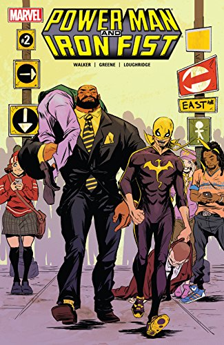 Power Man and Iron Fist (2016-2017) #2