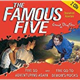 Five Go Adventuring Again & Five Go to Demon's Rocks: AND Five Go to Demon's Rocks (Famous Five)
