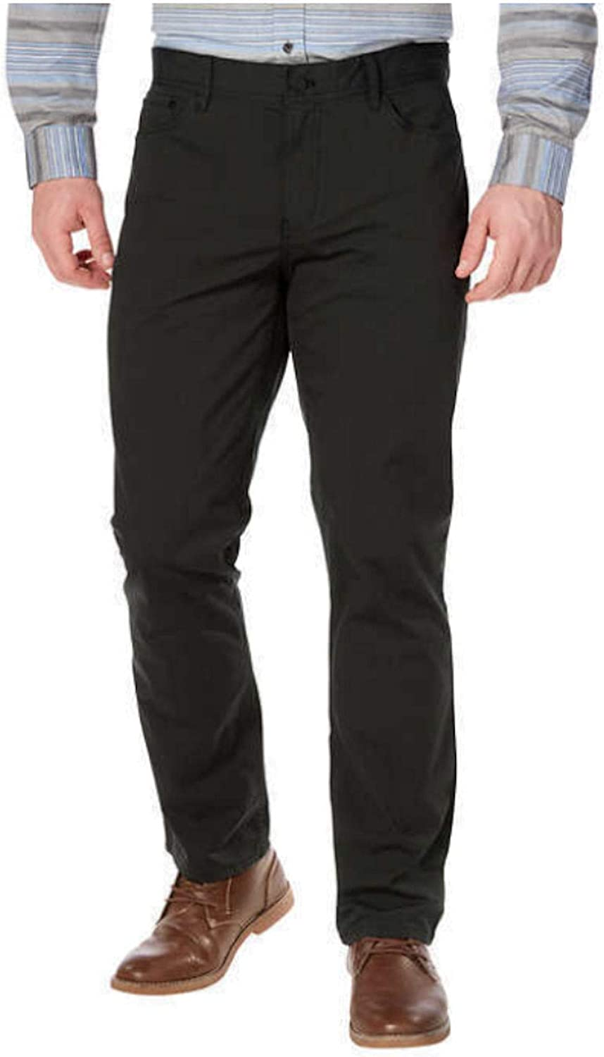 English Laundry Men's 365 Pant, Size 40x30 Steel