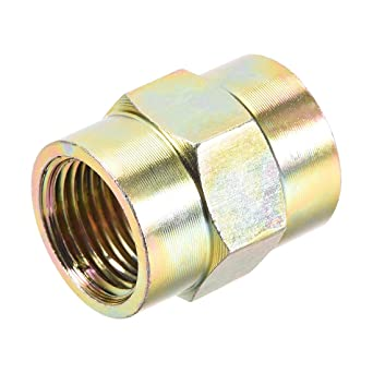Hydraulic Fitting Straight Connector 1//2/
