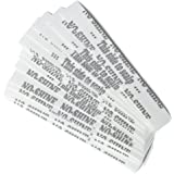 """No Shine Bonding Double Sided Tape Walker 1/2"""" x 3"""" Straight Strip 36 Pieces Per Bag"""