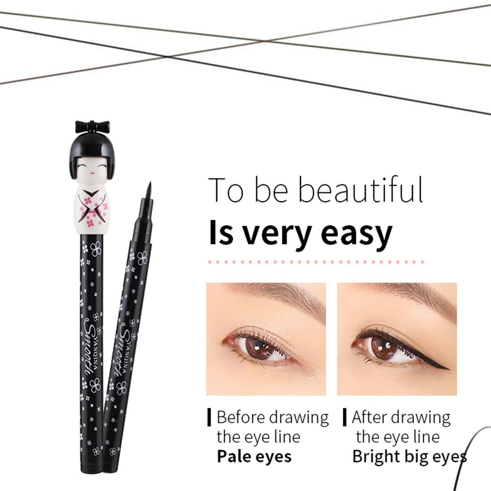 Amazon 1pc Liquid Eyeliner Pen Long Lasting Waterproof Black