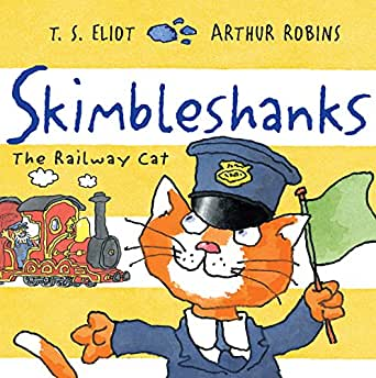 Skimbleshanks the railway cat old possums cats book 3 kindle childrens ebooks fandeluxe Image collections