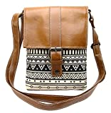 BDJ Aztec Print Mini Crossbody Shoulder Bag (BUA 012)