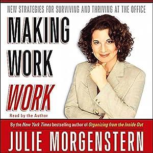 Making Work Work Audiobook