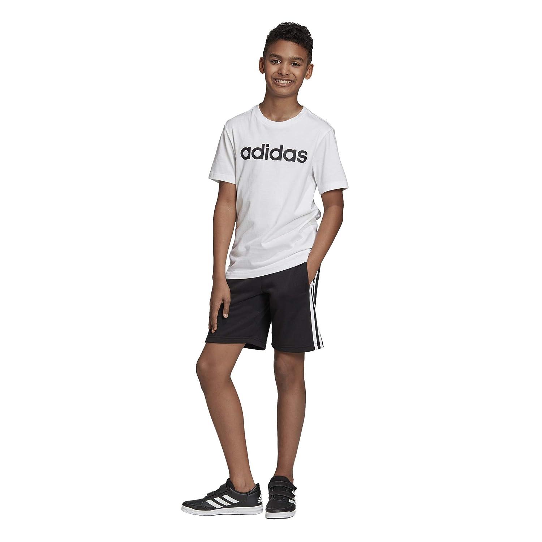 adidas Children's Essentials 3-stripes Knit Shorts