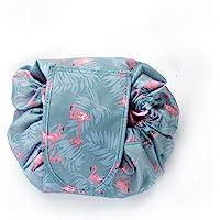 Supstar Multifunzione Beauty Case da Viaggio, Travel Bag Cosmetici Portabile Trucco Sacchetto Pigro Grande capacità Trucco Borsa di Pizzo Make-up Borse per Donne