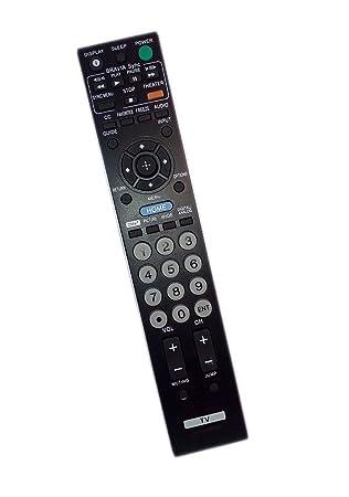 amazon com replaced remote control compatible for sony kdl 46s2010 rh amazon com Sony BRAVIA 46 User Manual Sony BRAVIA HDTV