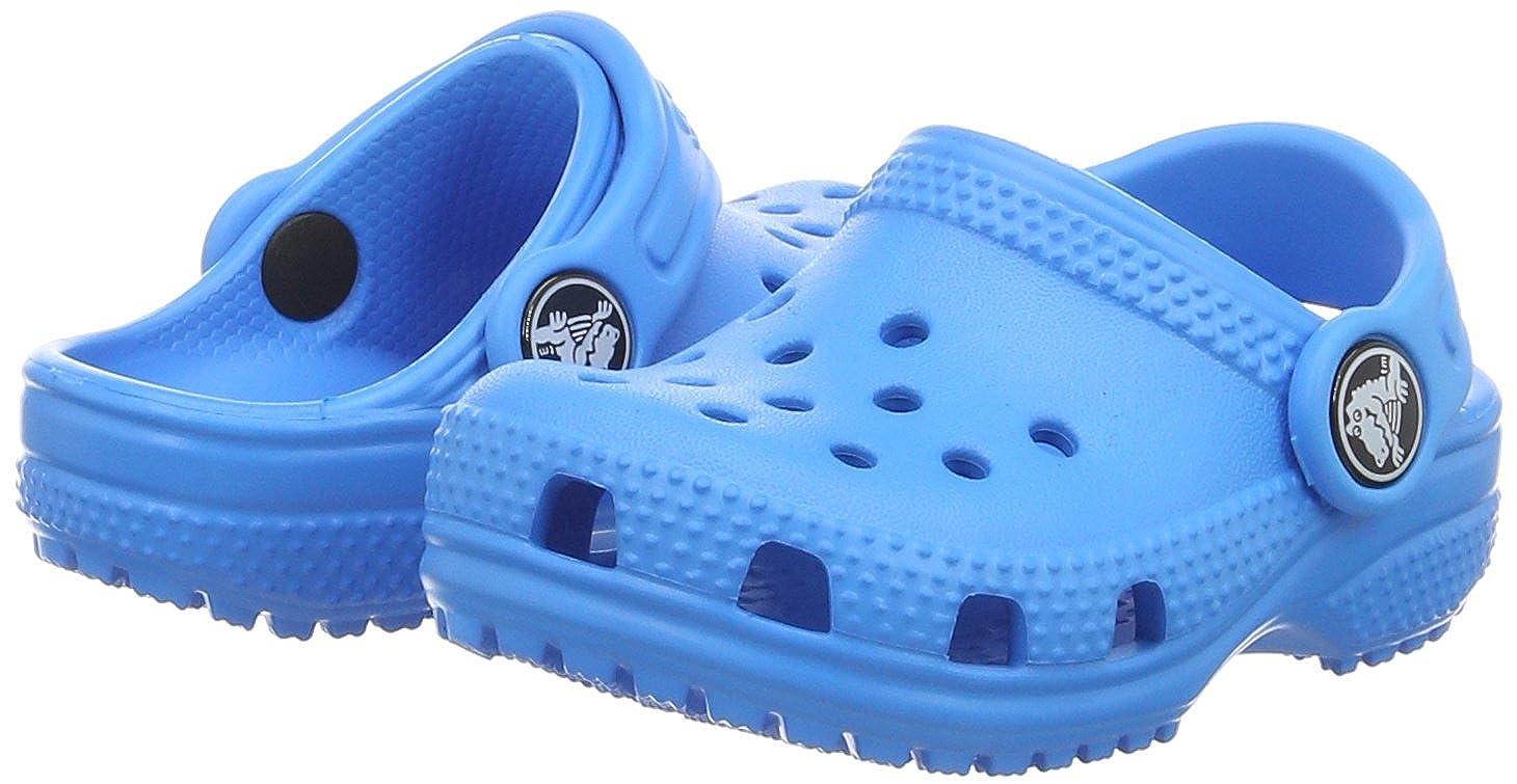 ceaed1963e82 Crocs Unisex Kids  Classic Clog K Ocean  Amazon.co.uk  Shoes   Bags