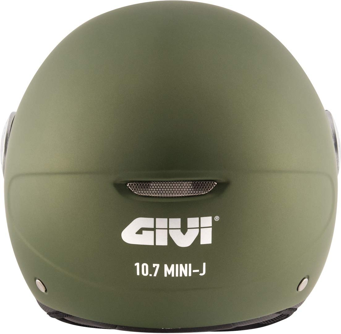 Casco Hombre D-jet 10.7 Mini Moto Givi Helmet Jet Talla M H107BV63458