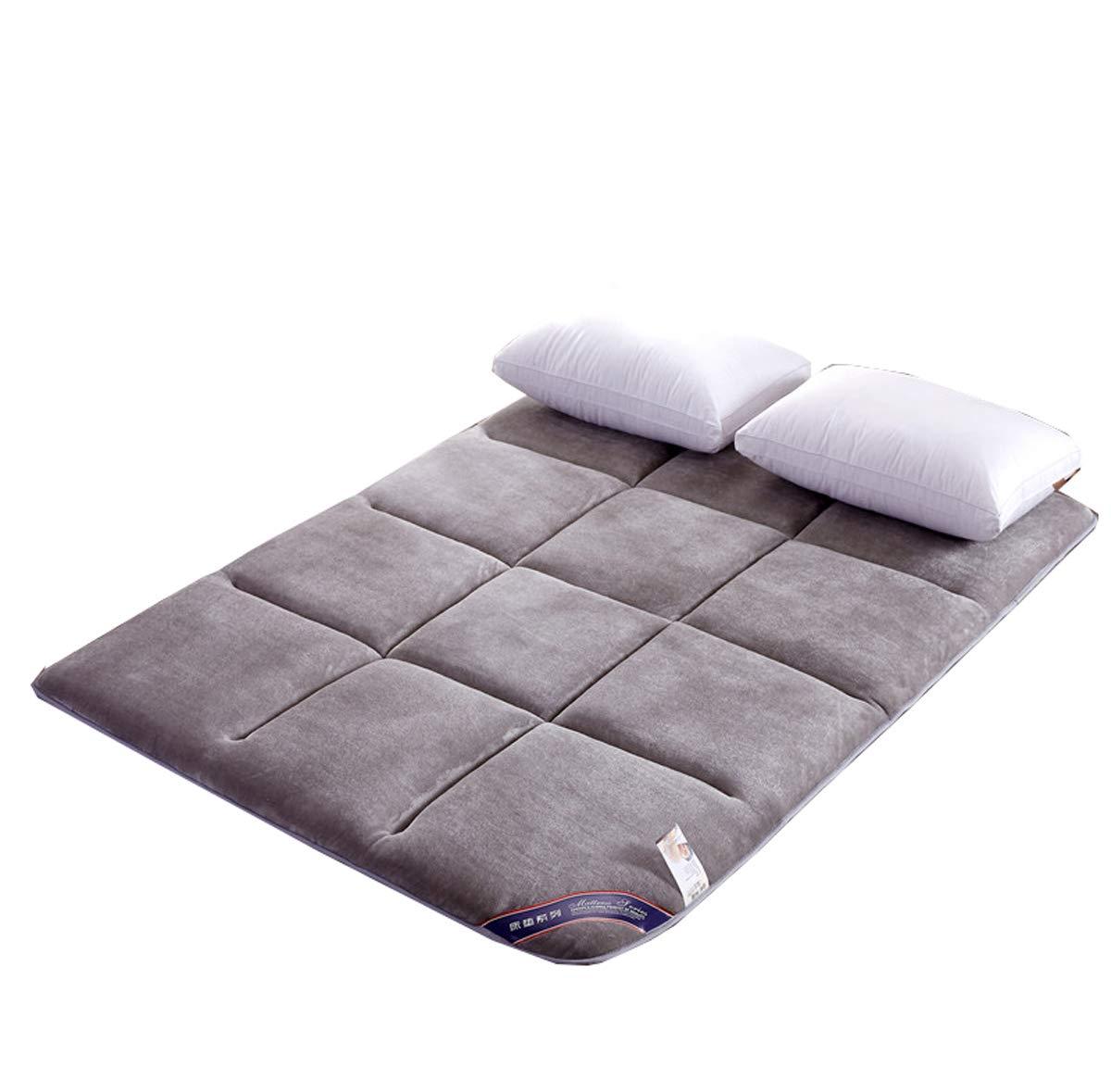 Tatami Materasso futon, Dormitorio Pad Bed Tappetino Mattress Protector Futon Pieghevole Materasso Trapuntato per Divano,A,150 * 200cm Prezzi offerte