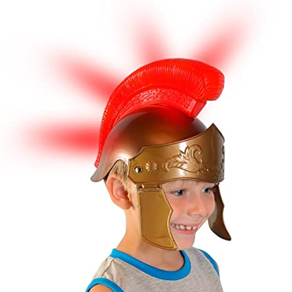 Funny Party Hats Roman Helmet Kids - Roman Soldier - Gladiator Helmet Kids - Roman Legion  sc 1 st  Amazon.com & Amazon.com: Funny Party Hats Roman Helmet Kids - Roman Soldier ...