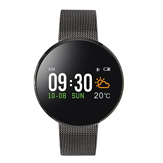 Amazon.com: Sunbona Sport Smart Watch, BT4.0 IP67 Waterproof ...