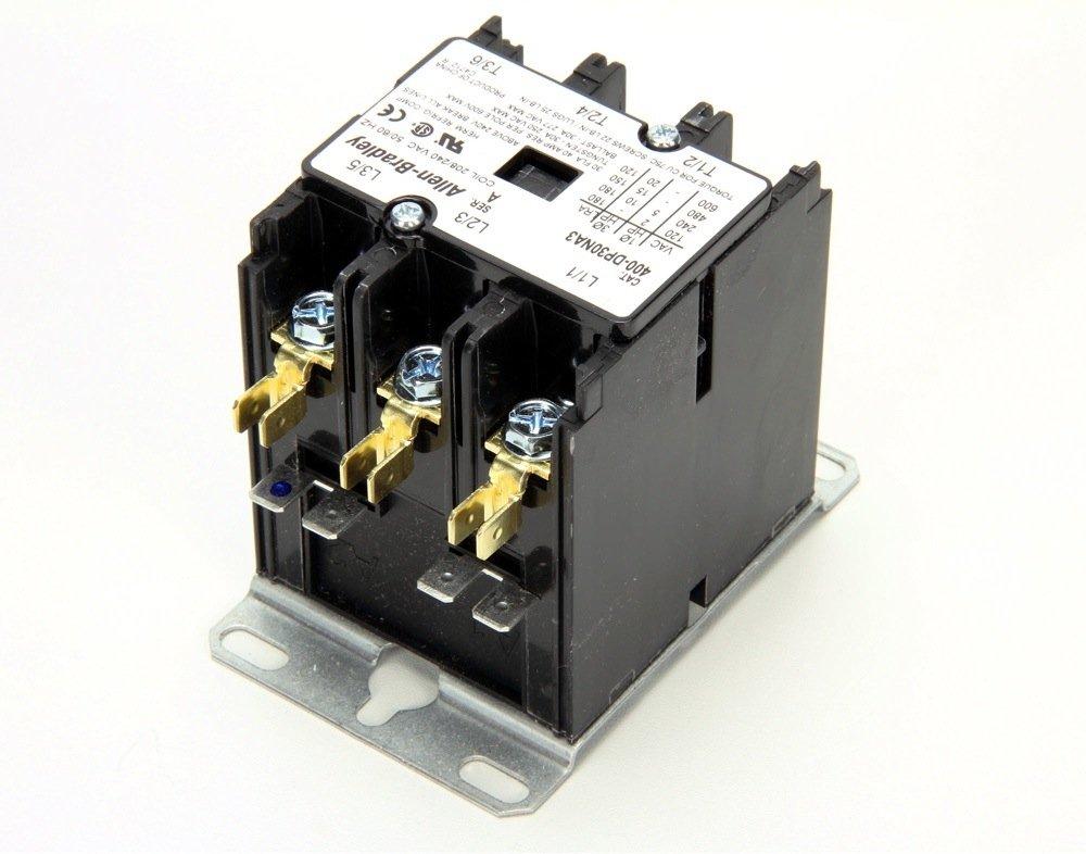 Accutemp AT0E-1587-1 Contactor 3 Pole 208//240 Volt