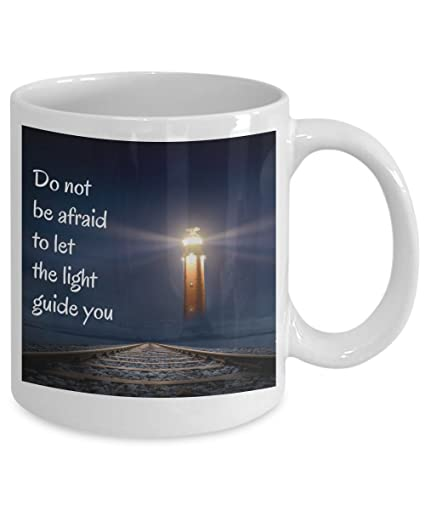 Amazon Lighthouse Mug