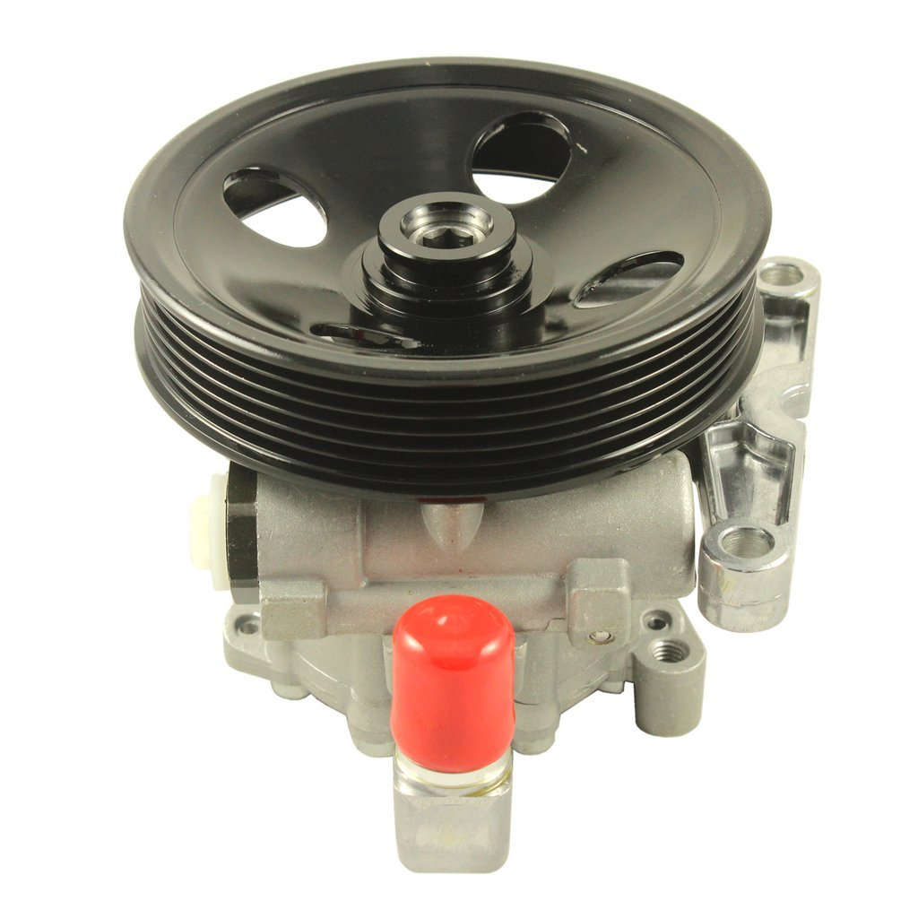 New Power Steering Pump For Mercedes Benz Ml320 Ml350 2001 Fuel Filter Replacement Ml430 Ml500 Ml55 Amg W163 Automotive