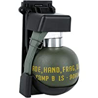 FenglinTech M67 Plastic Toy Grenade with Grenade Pouch Set