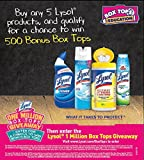 Lysol Disinfecting Wipes, Lemon & Lime Blossom, 320ct (4X80ct)