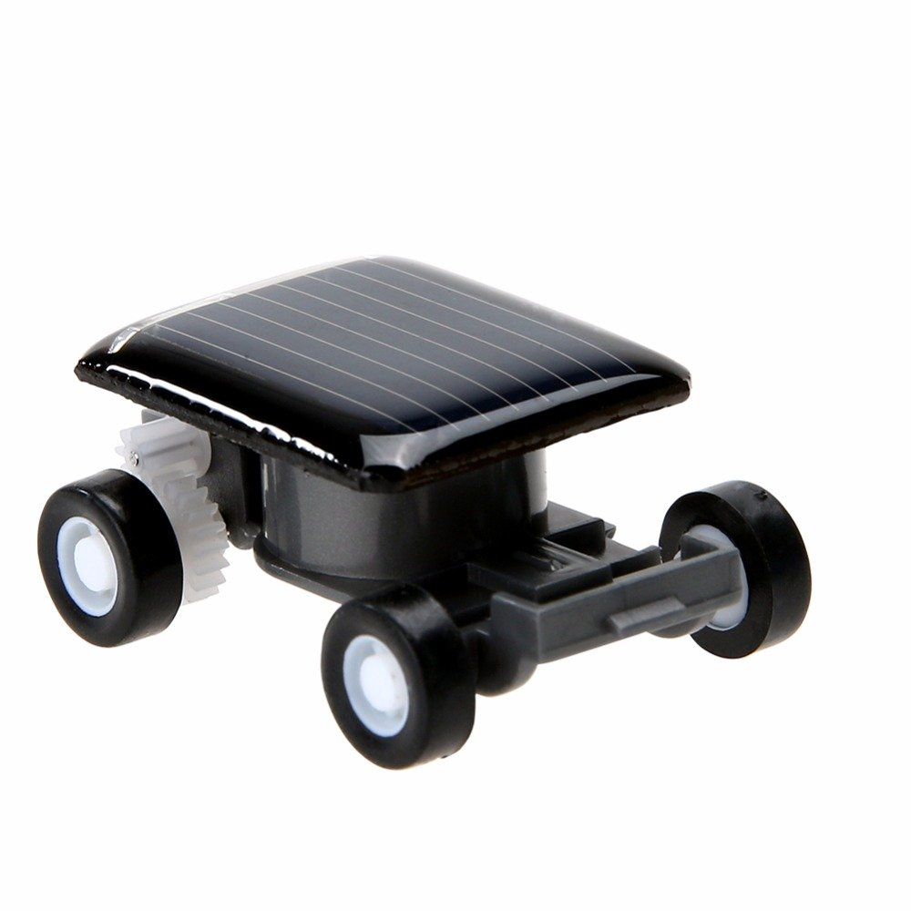 Greensun TM Mini Solar Power Toy Car Racer教育ガジェットソーラー電源車Early Learningおもちゃfor preschool kids students   B07DP71KLS
