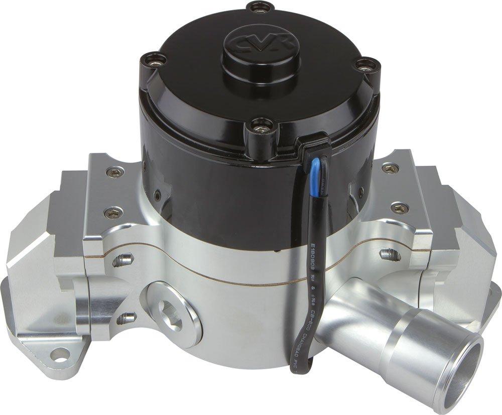 CVR Performance 8502CL Clear Billet Aluminum Electric Water Pump by CVR Performance (Image #1)