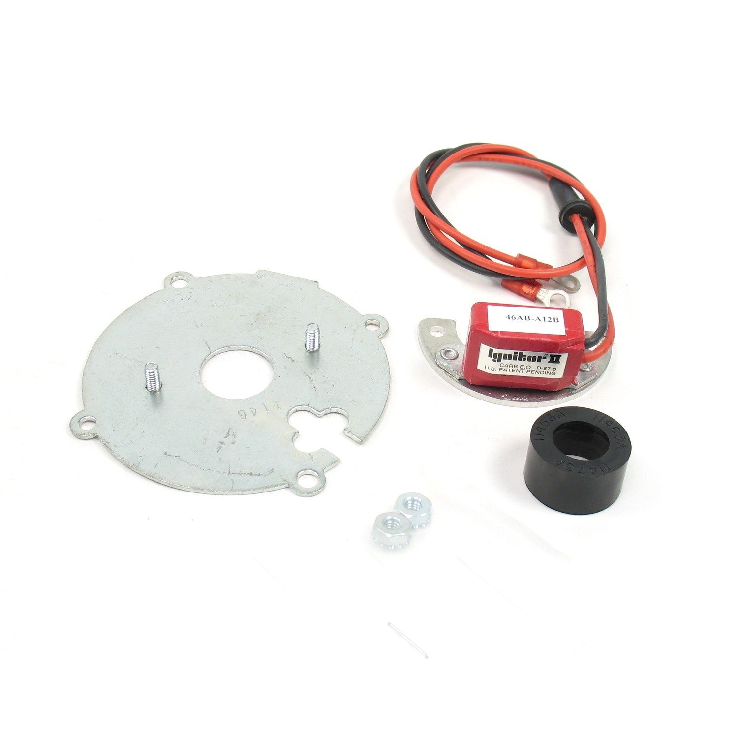 Pertronix 91146A Ignitor II Adaptive Dwell Control for Delco 4 Cylinder Clockwise Rotation