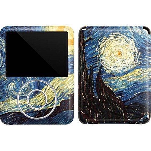 Van Gogh iPod Nano (3rd Gen) 4GB&8GB Skin - Van Gogh - The Starry Night Vinyl Decal Skin for Your iPod Nano (3rd Gen) 4GB&8GB (Ipod Nano 3rd Gen 8gb)