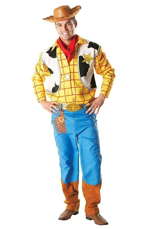 Disfraz Oficial de Woody de Toy Story cbe4005cbc9