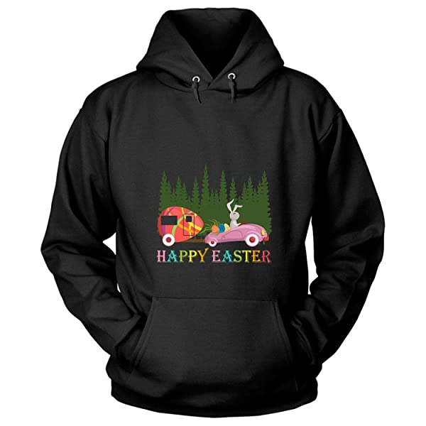 Happy Easter T Shirt Bunny Eggs T Shirt